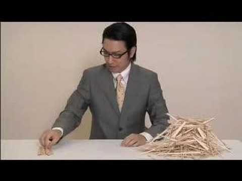 The Japanese Tradition - Chopsticks... Yeah. I cant tell if this is real or... joking. :P