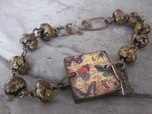 Love this Bracelet by Marie of Skye Jewels!Jewelry Design, Skye Jewels