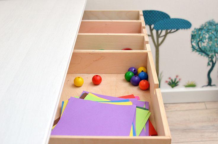 IKEA-Hack: Schubkasten , Besteckkasten aus Einzelschubladen selber bauen