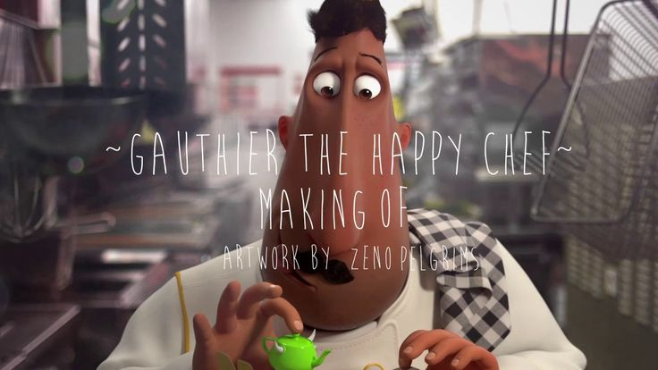 MAKING OF - Gauthier The Happy Chef on Vimeo