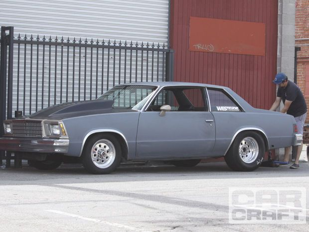In this feature article CAR CRAFT takes a look at Eric Solomon's 11-second 1978 Chevy Malibu, which was built on a $4,000 budget - Car Craft Magazine