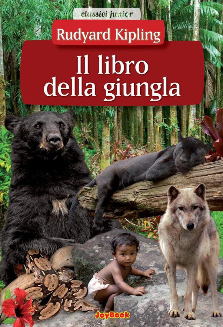 Il Libro della Giungla PDF gratis ebook download