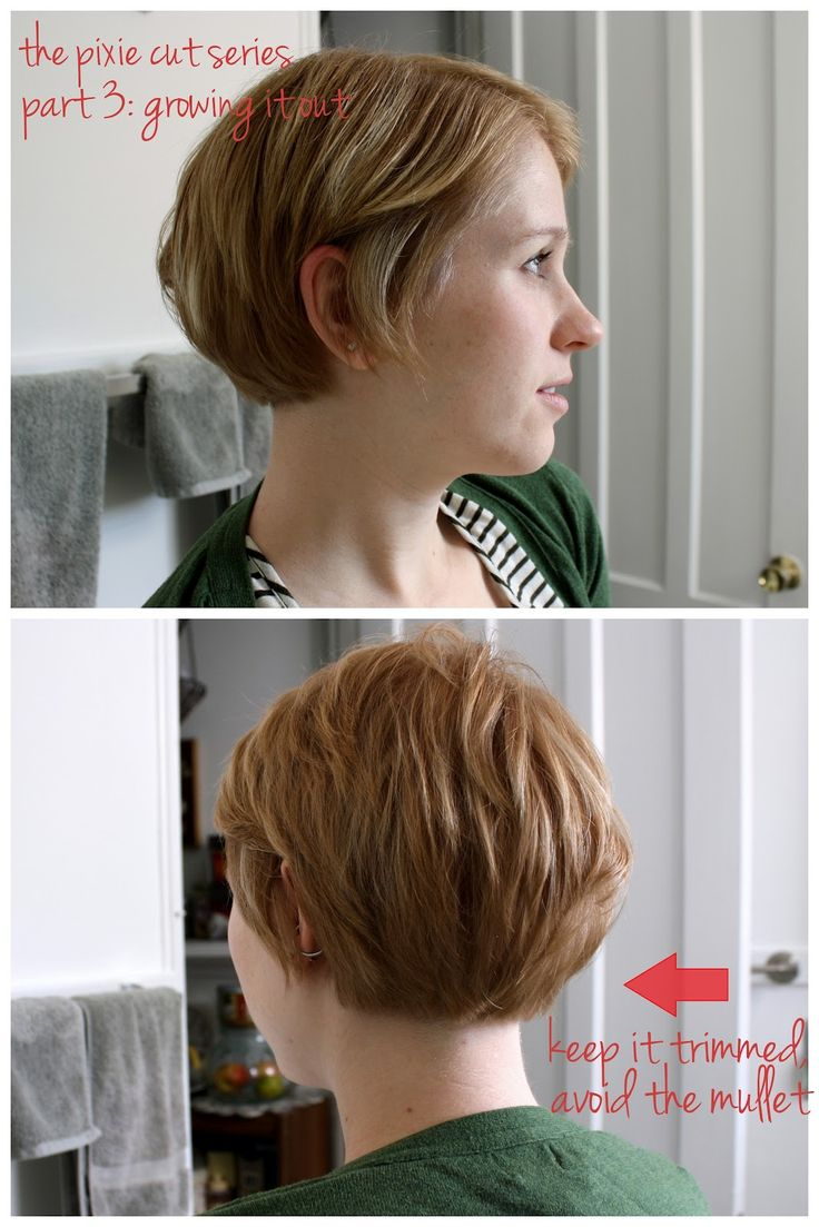 26 best growing out a pixie cut images on pinterest   hairstyles