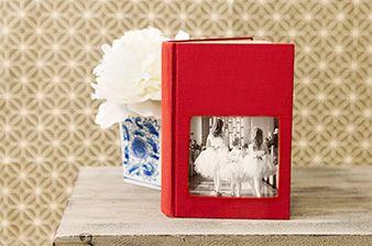 Repurposed Book Frame