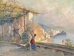 Ƹ̵̡Ӝ̵̨̄Ʒ art by Salvatore Petruolo (Italian, 1857-1946) Ƹ̵̡Ӝ̵̨̄Ʒ