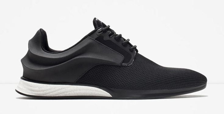 """Zara """"Sneakers with Curve Detail"""" Nike Rip-Off 