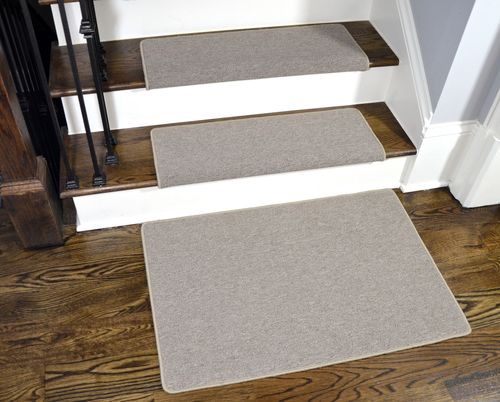 Dean Flooring Company Is The Place For Affordable Attractive Non | Non Slip Stair Treads Menards | Wood | Highland Hickory | Outdoor Stair | Flooring | Treads Lowes