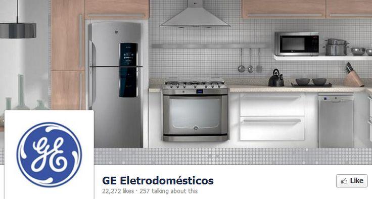 GE Eletrodomésticos aposta em concurso cultural para promover a marca - Web Expo Forum 2012