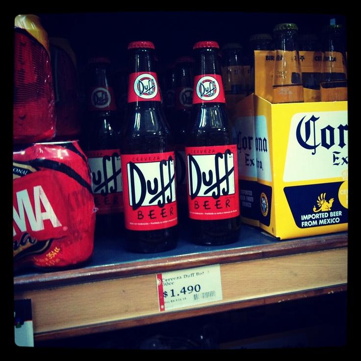 Duff !!! hahahaha