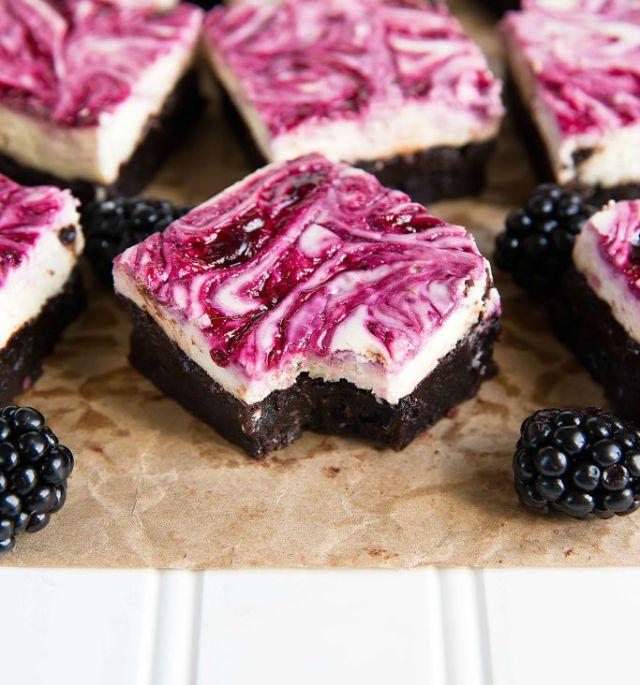 12 Totally Beautiful Blackberry Desserts  - Delish.com