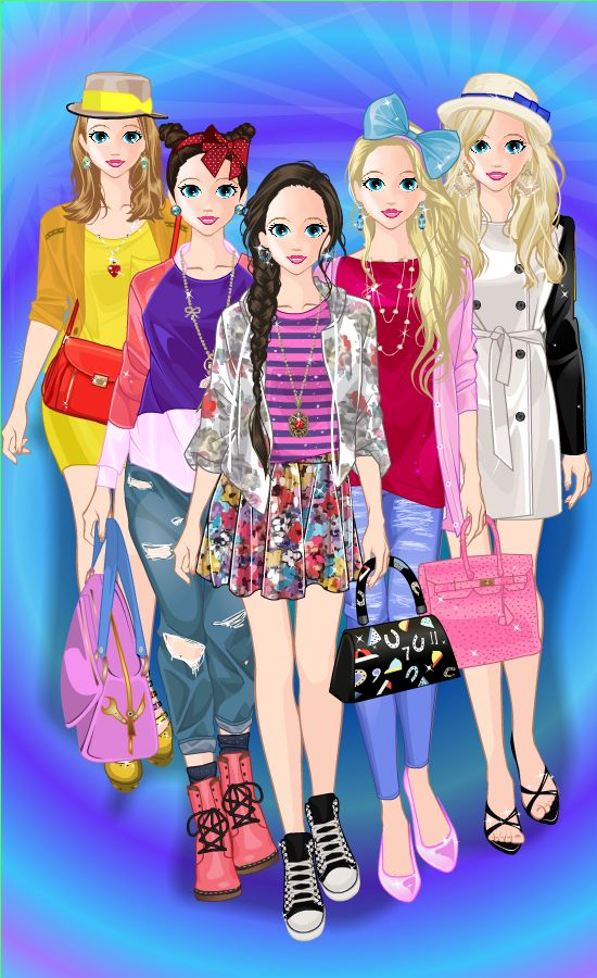 Fantasy Doll Makers and Dress Up Games - Doll Divine