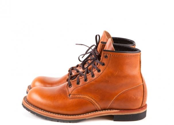 Red Wing Shoes 9013 - Classic Beckman Chestnut Featherstone