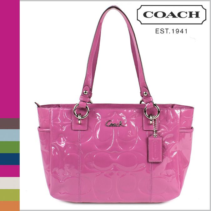 Pink Coach Purse Cake Ideas and Designs
