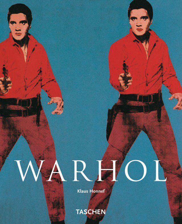 Warhol. TASCHEN Books (Basic Art Series), £5.99 #johnrochastore #johnrocha #books #art #AndyWarhol