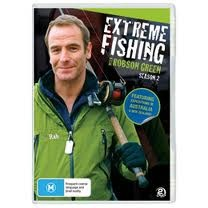 """Robson Green """"Extreme Fishing"""" Great show, love it!!"""