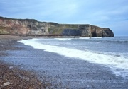 Blast Beach on Durham's heritage coast was the setting for Alien 3 in 1992