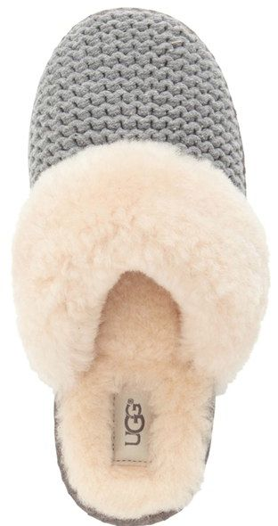 cozy knit Ugg slippers on sale!