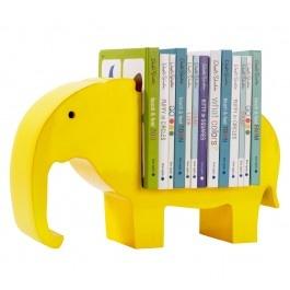 BOOKSHELF ELEPHANT LEMON,$124.00: Bookshelves, Idea, Studios, Book Holders, Book Shelves, Baby Rooms, Bookca, Elephants Bookshelf, Kids Rooms