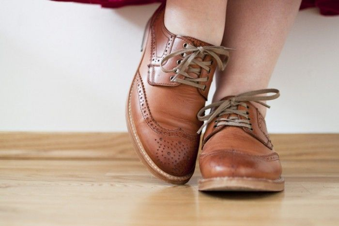 My favourite leather brogues | lostinaspotlessmind.com