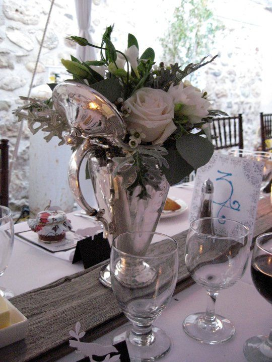 Best 25 Teapot Centerpiece Ideas On Pinterest Afternoon