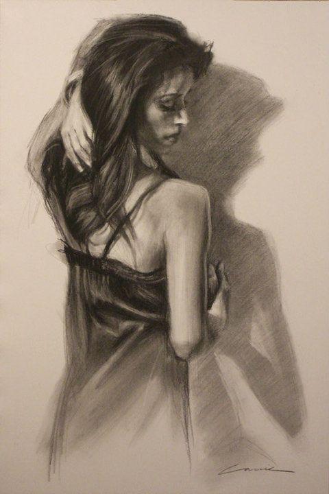 Carrie Graber ~ American Figurative pittore | Tutt'Art @ | Pittura Scultura * * Poesia * Musica |