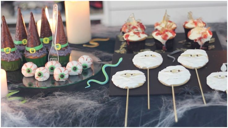 Postres fáciles para Halloween | What The Chic