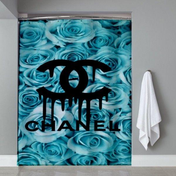 Chanel Bath Rug Set