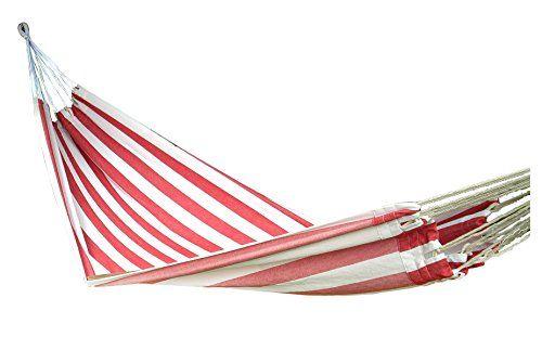 Hangit Cotton Fabric Hanging Hammock - Red Stripe Hangit http://www.amazon.in/dp/B013QQHSMM/ref=cm_sw_r_pi_dp_8vw1vb0S6G4N8