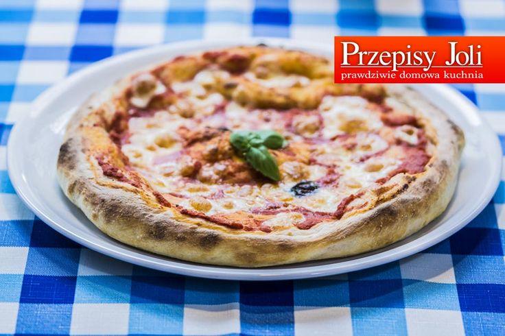 PIZZA MARGHERITA - CIASTO NA PIZZĘ - NAJLEPSZY WŁOSKI PRZEPIS NA CIASTO AUTORSTWA SIMONE - idealna domowa włoska pizza w wykonaniu włoskiego kucharza Simone