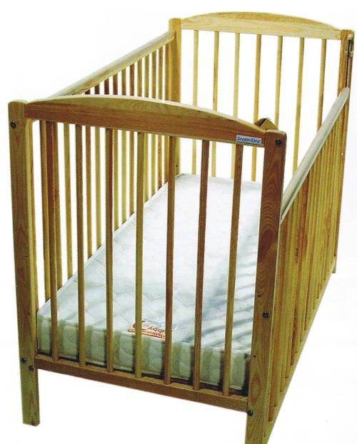 Babies cots, baby beds and furniture for nurseries.