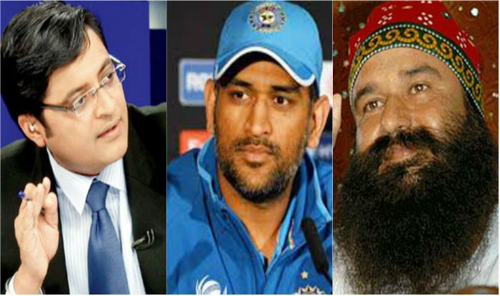 Govt rejected Padma awards for MS Dhoni, Arnab Goswami, Ram Rahim