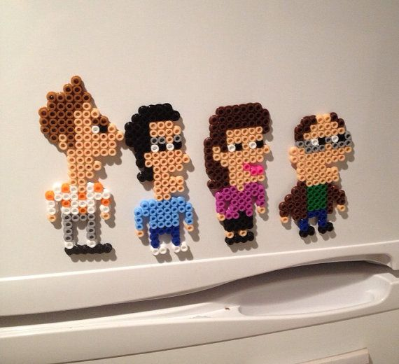 97 Best TV Show Bead Art Images On Pinterest Bead