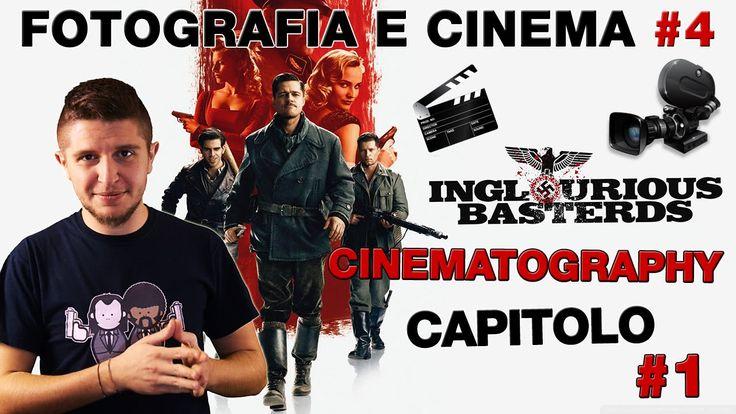 Analisi in più parti della cinematografia del film di Tarantino Bastardi senza Gloria. Capitolo 1: C'era una volta.. Nella Francia occupata dai nazisti.