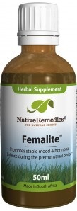 Femalite™ - Herbal Remedy for Natural PMS & Menstrual Cramp Relief