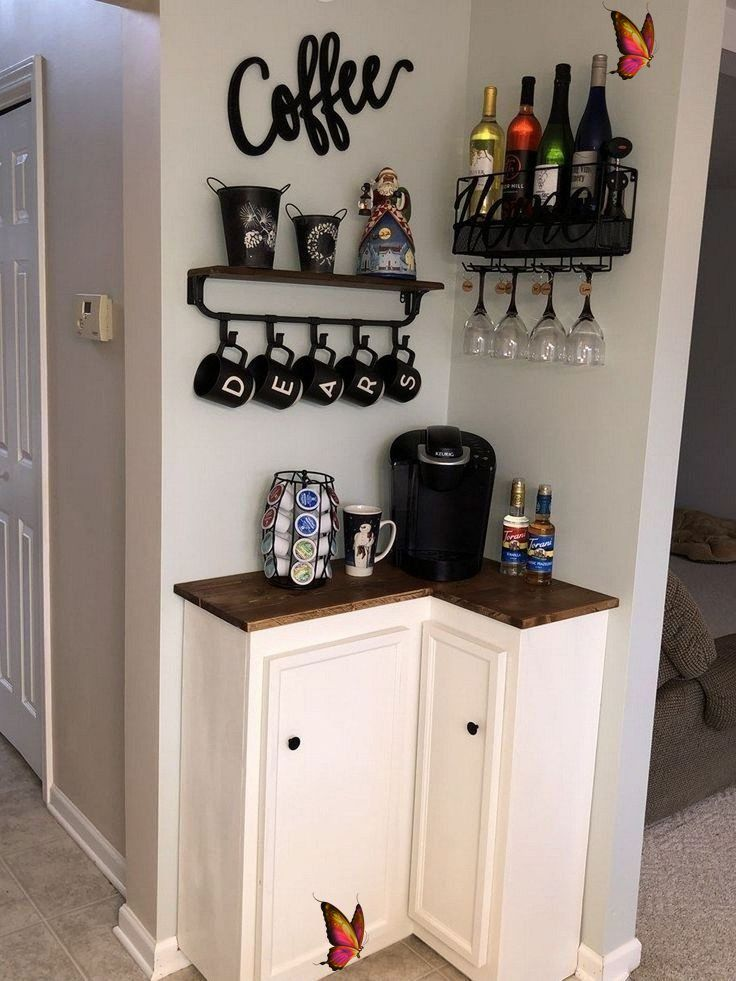 Pin By Abdelxwoolsonoa On Goals In 2020 Coffee Bar Home Diy Coffee Bar Home Diy