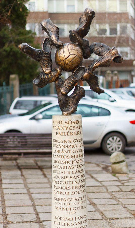 Aranycsapat Emlekere by Szabó István on 500px