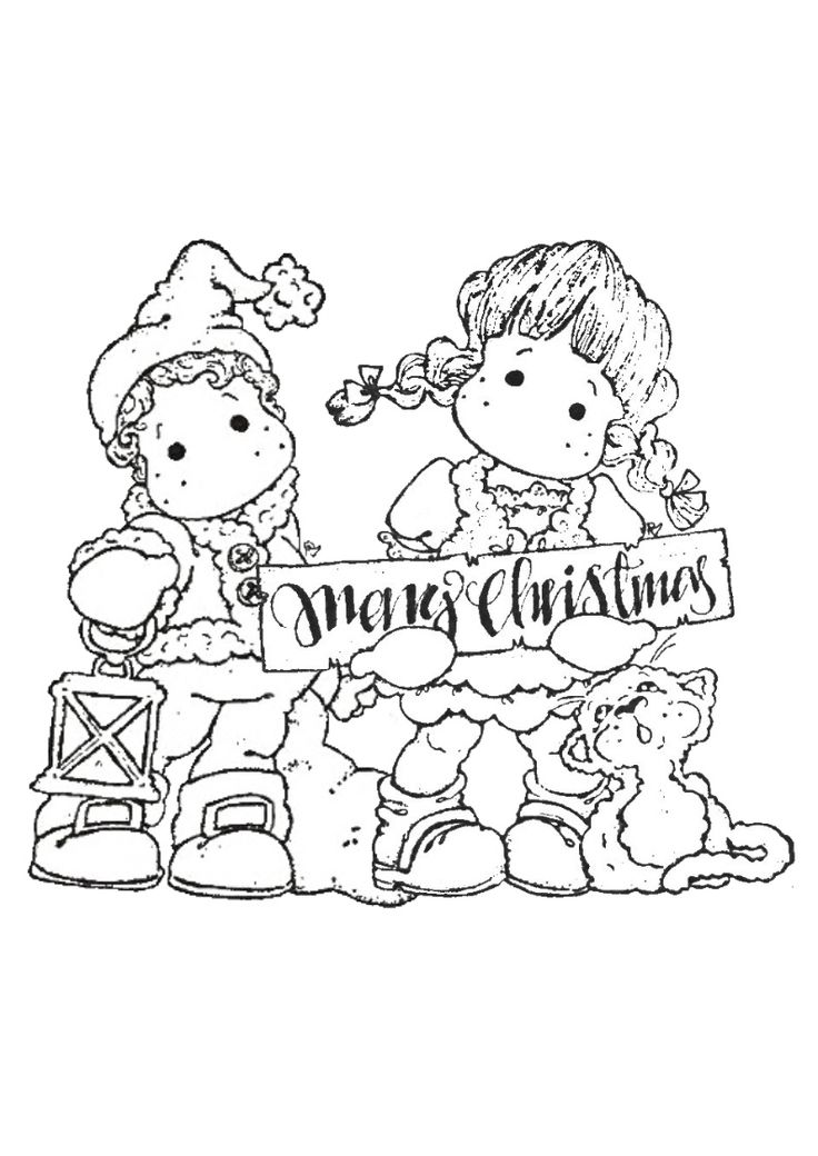 magnolia stamps coloring pages - photo#38