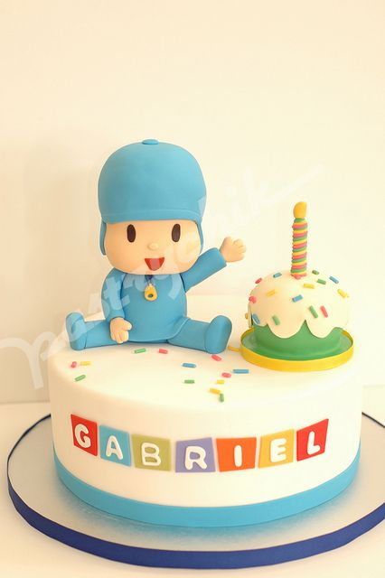 Pocoyo! by Pastrychik, via Flickr