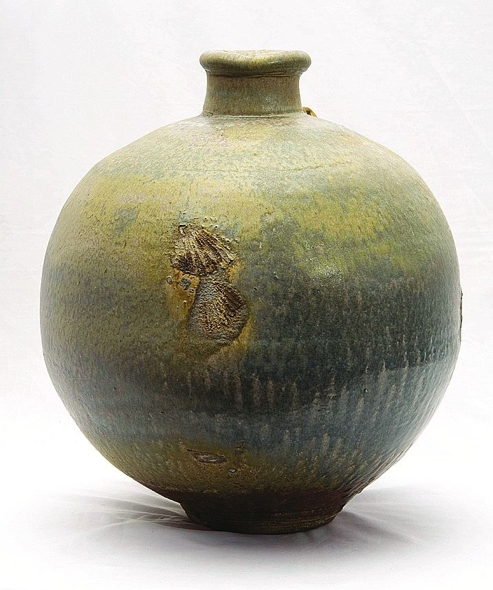 Chester Neale Large Floor Vase New Zealand And