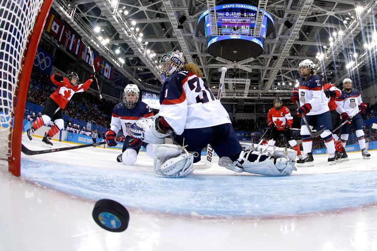 ICYMI: How the U.S. and Canada's Women's Ice Hockey Teams Formed One of the Biggest Rivalries in Sports