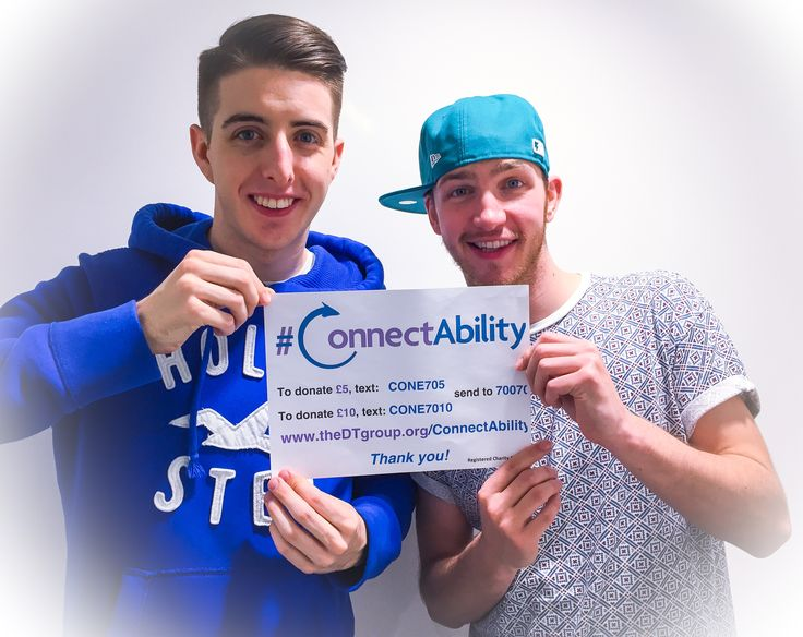 Huge thanks to #BGT's Twist and Pulse for supporting our ConnectAbility. Please support our #ConnectAbility appeal! www.thedtgroup.org/ConnectAbility