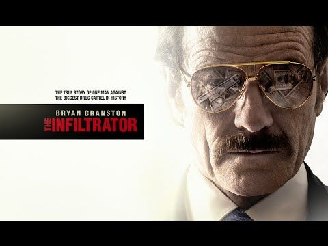 The Infiltrator Official Trailer #1 (2016) - Broad Green Pictures - YouTube