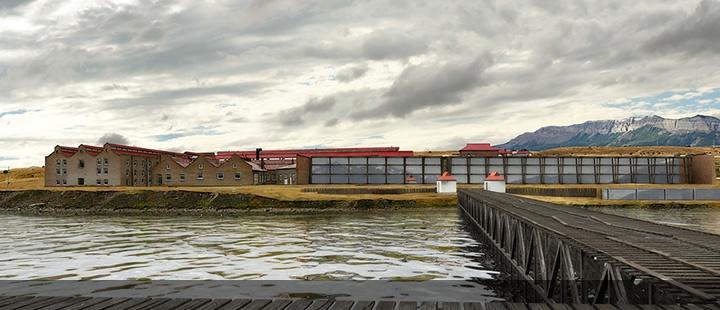 Arquitectura que conjuga lo nuevo y lo antiguo, una estadía de calidad superior