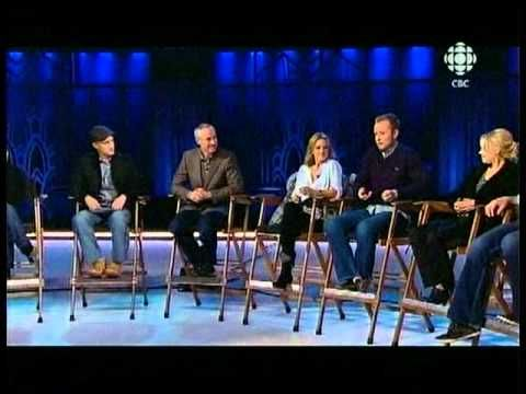 """After the Ice Melts - Part 1 of 4 - Aftershow of """"Battle of the Blades"""" - includes a panel w/ Ekaterina Gordeeva & Val Bura, Kyoko Ina & Kelly Chase, Violetta Afanasieva & PJ Stock, Shae-Lynn Bourne & Patrice Brisebois (Oo-la-la), Isabelle Brasseur & Todd Warriner ♥, Christine Hough-Sweeney & Russ Courtnall, Anabelle Langlois & Georges Laraque, and Jamie Sale & Theo Fleury. ( part 1 of 4 )"""