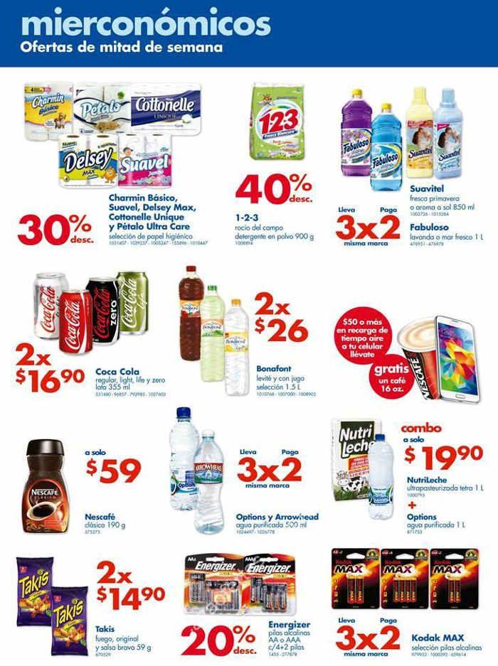 Farmacias Benavides miérconómicos