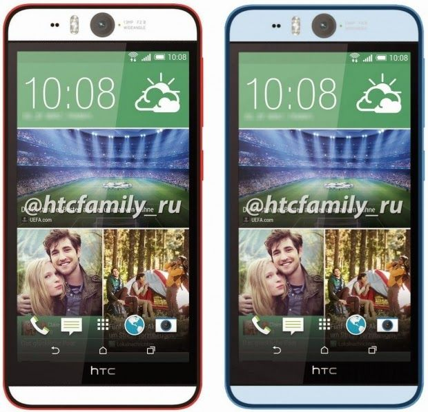 Android IPhone: Let's Take A Look At HTC Desire Eye