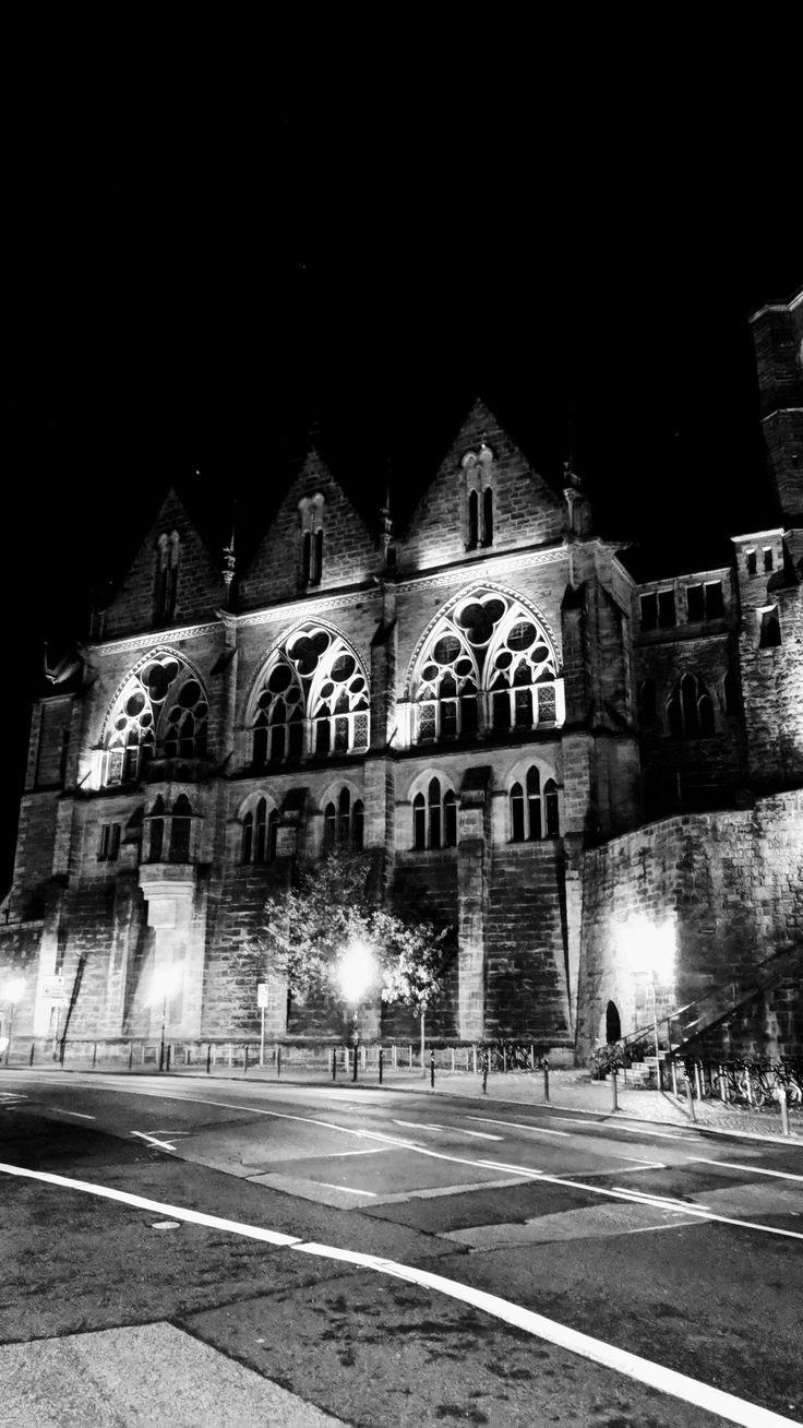 Alte Universität Marburg - http://www.weidenhausen-marburg.de   #marburg #universität #studieren #Architektur