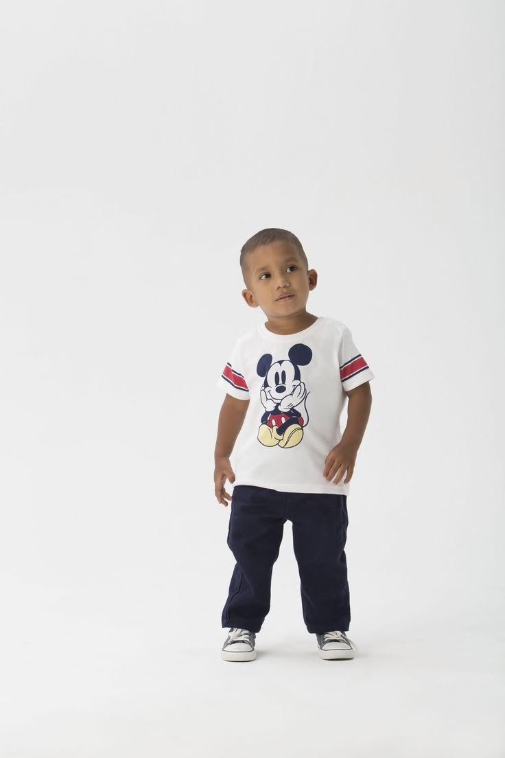 Mickey, uno de los personajes favoritos de los niños está en EPK. Esta es la propuesta del día para ellos.