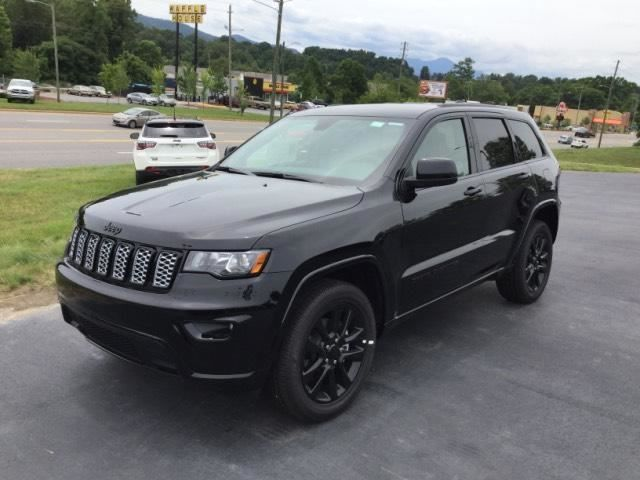 Great 2017 Jeep Grand Cherokee Altitude Black 2017 Jeep Grand
