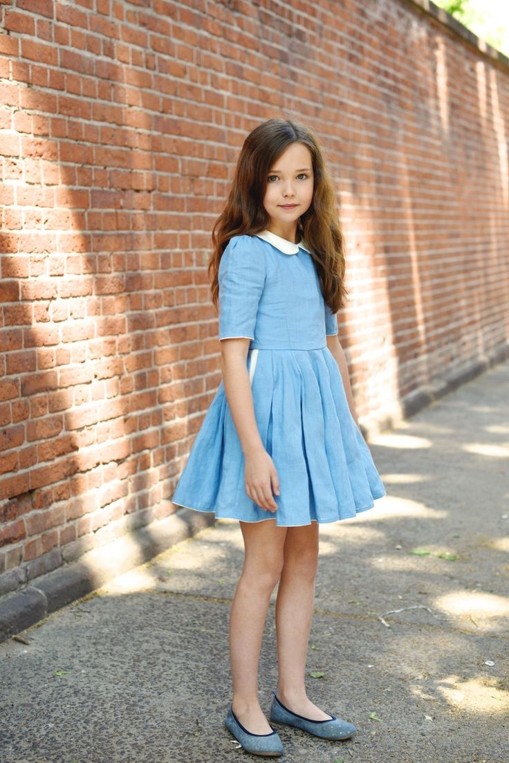 Enfant Street Style by Gina Kim Photography Paade Mode Dress